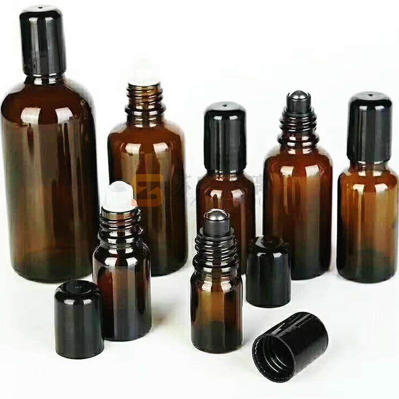滚珠瓶精油瓶精华素包装滴瓶2