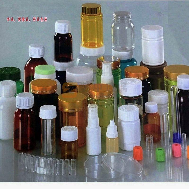 各式塑料瓶